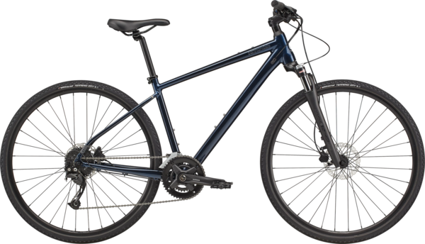 Cannondale Quick CX 2 - PRE-ORDER Color: Midnight Blue