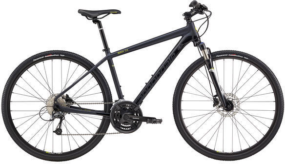 Cannondale Quick CX 3 Color: Midnight Blue
