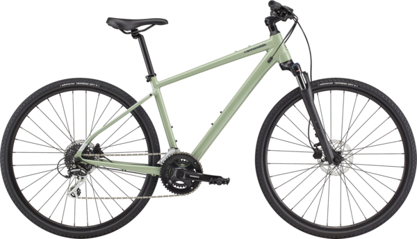 Cannondale Quick CX 3 Color: Agave