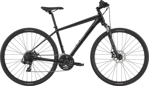 Cannondale Quick CX 4 Color: Black