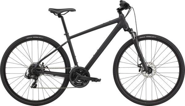 Cannondale Quick CX 4 - PRE-ORDER Color: Black