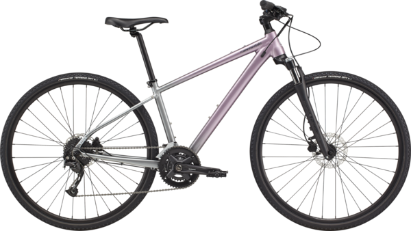 Cannondale Quick CX Women's 2 Color: Lavender