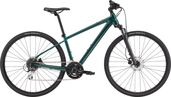 Cannondale Quick CX Women's 3 Color: Emerald