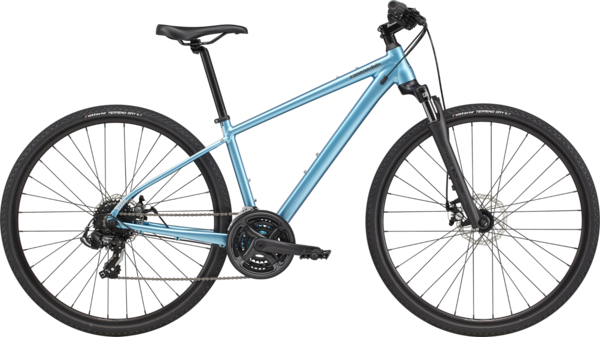 Cannondale Quick CX Women's 4 Color: Alpine