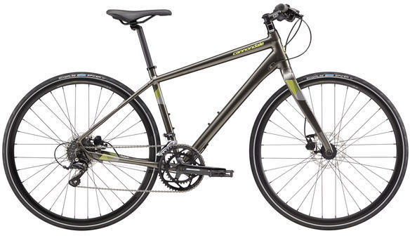 Cannondale Quick Disc 3