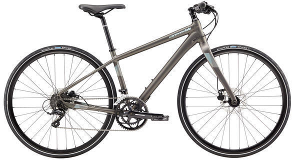 Cannondale Quick 3 Disc Women's Color: Anthracite