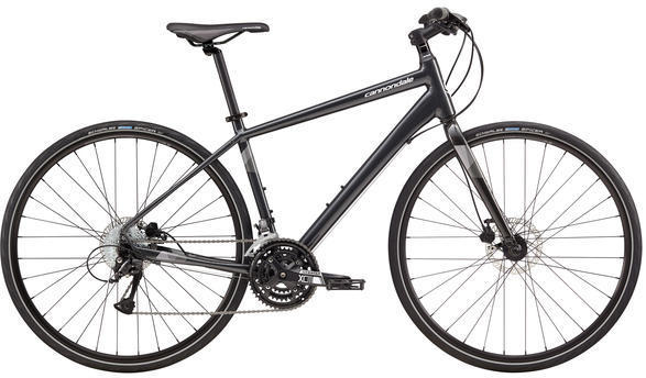 Cannondale Quick Disc 5 Color: Nearly Black
