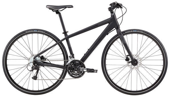Cannondale Quick 5 Disc Women's Color: Black