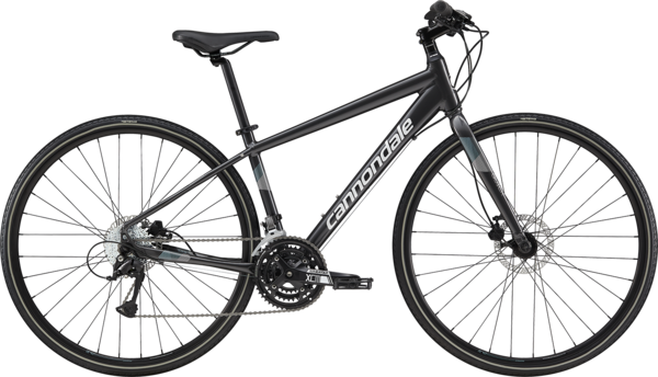 Cannondale Quick Disc 5 Women's Color: Graphite w/Glacier and Cashmere
