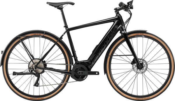 Cannondale Quick Neo EQ Color: Graphite