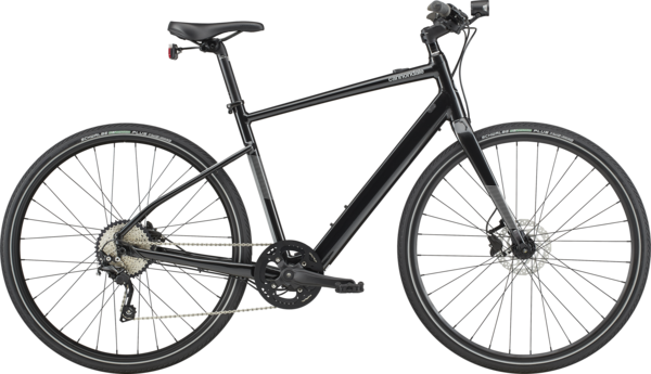 Cannondale Quick Neo SL 1 Color: Black Pearl