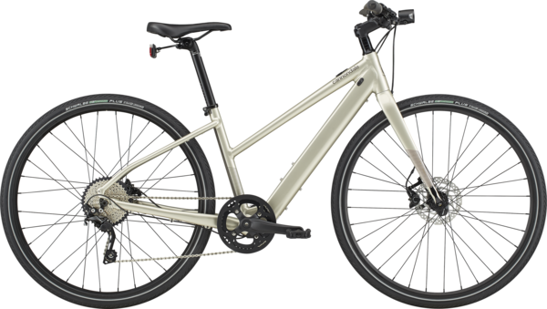 Cannondale Quick Neo SL 1 Remixte Color: Champagne