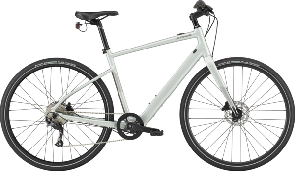 Cannondale Quick Neo SL 2 Color: Sage Gray