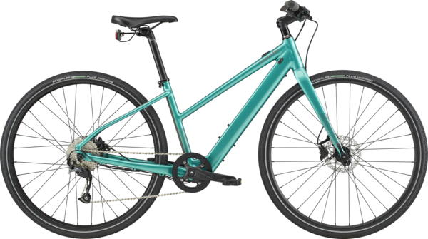 Cannondale Quick Neo SL 2 Remixte Color: Turquoise