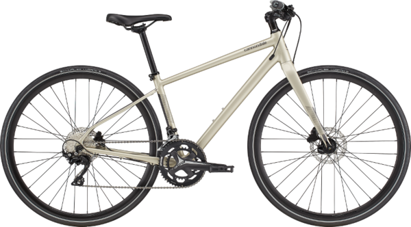 Cannondale Quick Women's 1 Color: Champagne