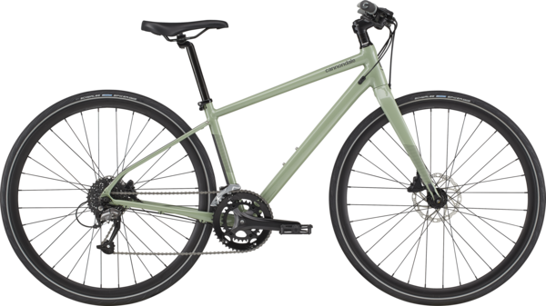 Cannondale Quick Women's 3 Color: Agave