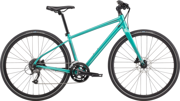 Cannondale Quick Women's 3 Color: Turquoise