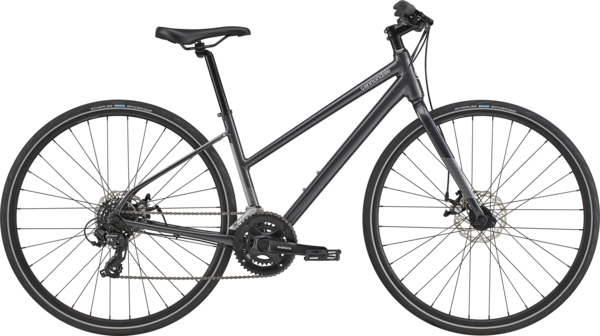 Cannondale Quick Women's 5 Remixte Color: Graphite