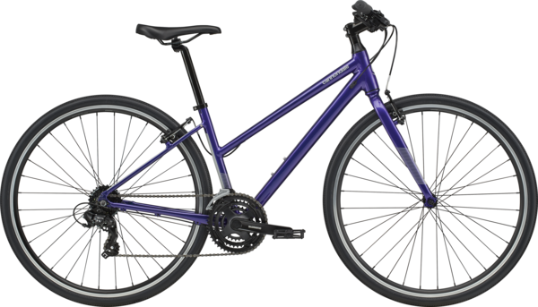 Cannondale Quick Women's 6 Color: Ultra Violet