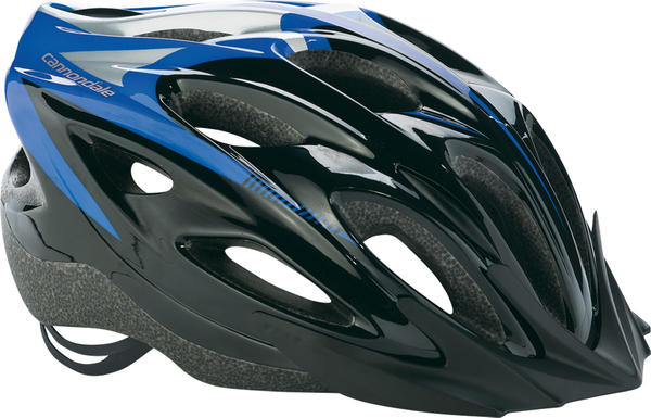 Cannondale Quick Color: Gloss Jet Black w/Blue