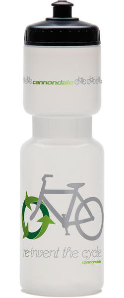 Cannondale Re-Invent The Cycle Water Bottle