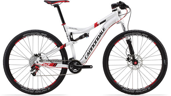 Cannondale Scalpel 29er 3