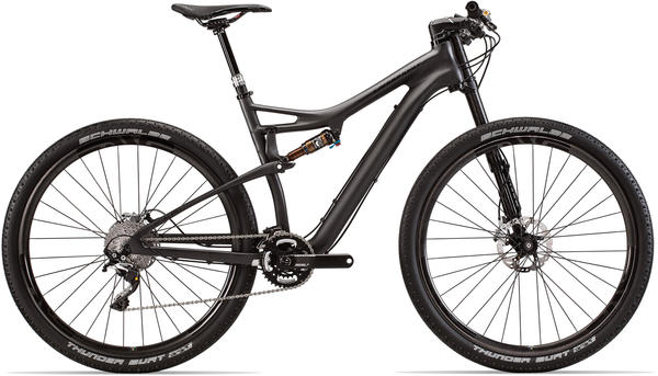 Cannondale Scalpel 29er Carbon Black Inc.