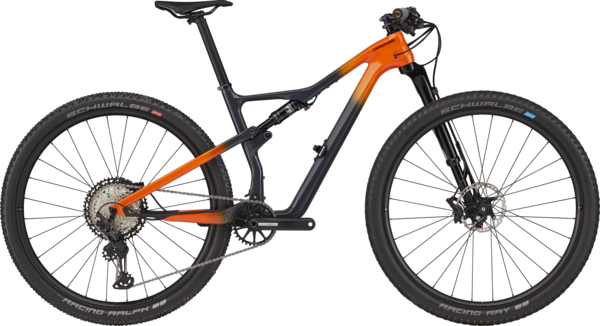 Cannondale Scalpel Carbon 2 Color: Slate Gray