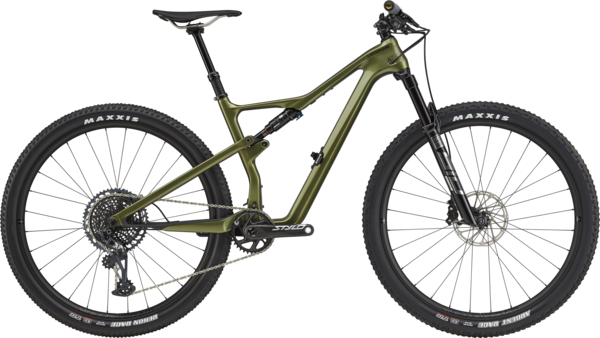 Cannondale Scalpel Carbon SE LTD Color: Mantis