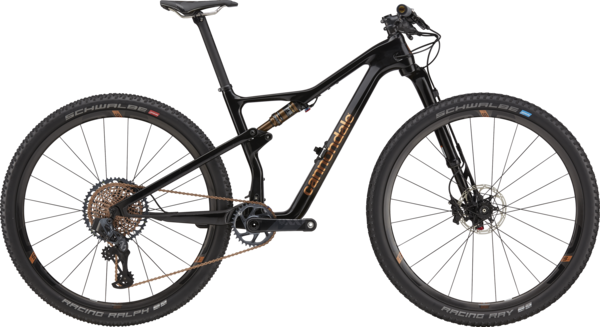 Cannondale Scalpel Hi-MOD Ultimate Color: Copper