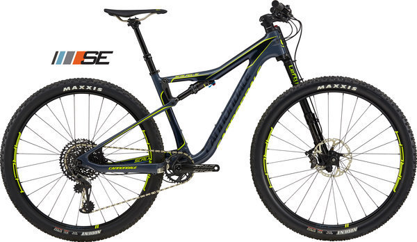 Cannondale Scalpel SE 1 (h7) Color: Slate Blue