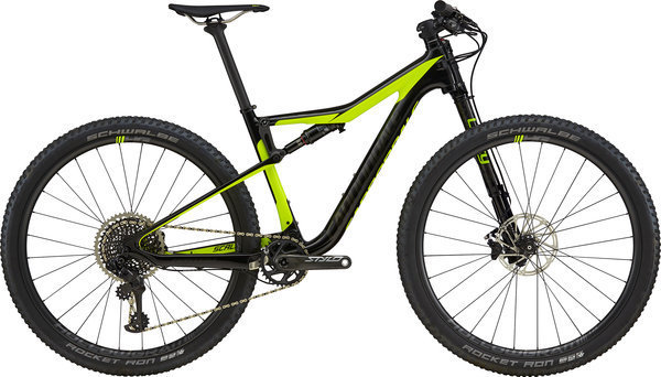 Cannondale Scalpel-Si Carbon 1 Color: Volt