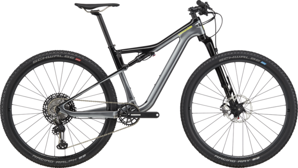 Cannondale Scalpel Si Carbon 2 Color: Charcoal Gray