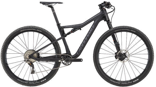Cannondale Scalpel-Si Carbon 3 Color: Barbecue
