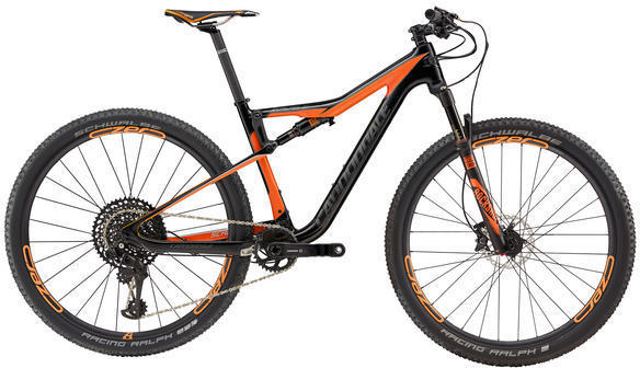 Cannondale Scalpel-Si Carbon 2 Eagle Color: Acid Orange