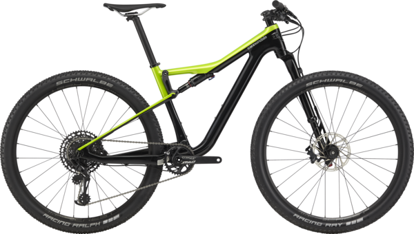 Cannondale Scalpel Si Carbon 4 Color: Acid Green