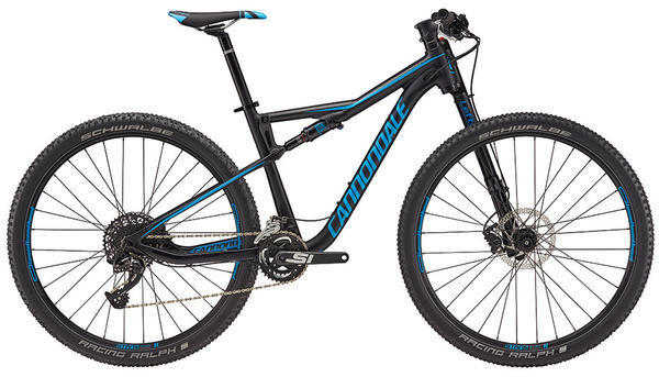 Cannondale Scalpel-Si 5 Color: Barbecue