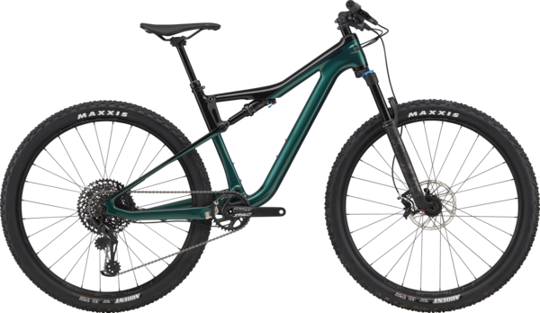 Cannondale Scalpel Si Carbon SE Color: Emerald