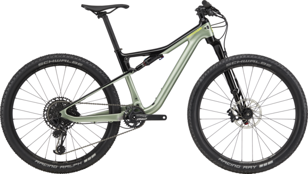 Cannondale Scalpel Si Carbon Women's 2 Color: Agave