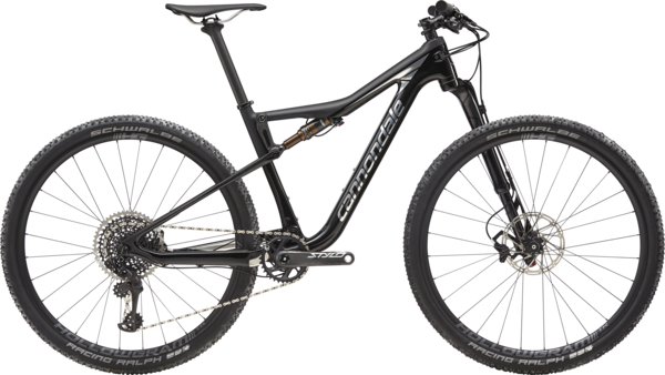 Cannondale Scalpel-Si Hi-Mod 1 Color: Jet Black w/Matte Jet Black and Brushed Chrome