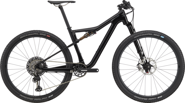 Cannondale Scalpel Si Hi-Mod 1 Color: BBQ