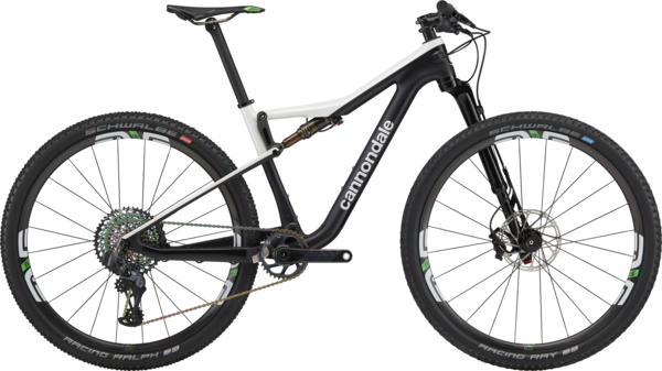 Cannondale Scalpel Si Hi-Mod World Cup Color: Team Color