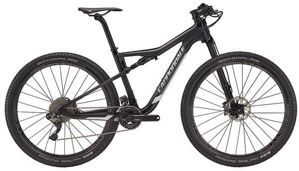 Cannondale Scalpel-Si Black Inc. (e20)