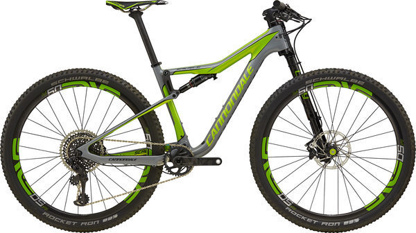 Cannondale Scalpel-Si Team Color: Stealth Grey