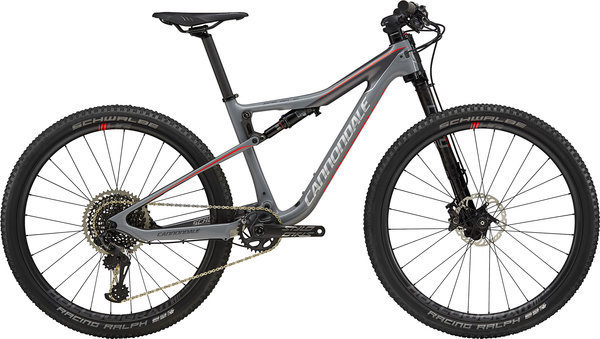 Cannondale Scalpel-Si Women's 1 Color: Stealth Grey