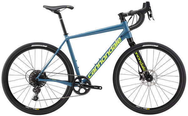 Cannondale Slate Apex Color: Blue Collar