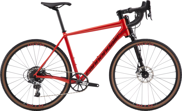 Cannondale Slate SE Force 1 Color: Lava