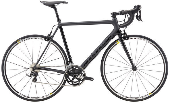 Cannondale SuperSix EVO 105 Color: Matte Black