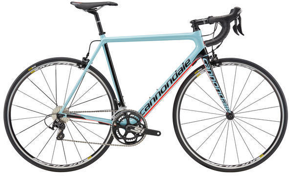 Cannondale SuperSix EVO 105 Color: Blue