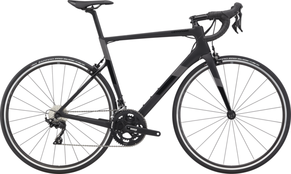 Cannondale SuperSix EVO Carbon 105 Color: BBQ